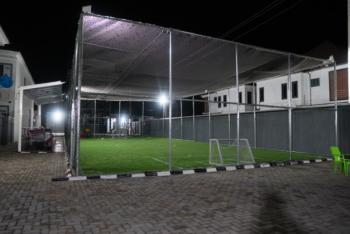 3 Bedrooms Terrace Duplex, Orchid Road Chevron, Lekki, Lagos, Semi-detached Duplex Short Let