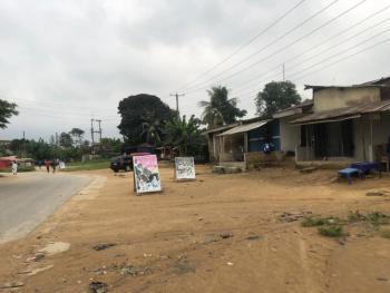 an Open Land with Block of Flats, Akwa Efak Off Nsikak Eduok  Avenue., Uyo, Akwa Ibom, Commercial Land for Sale