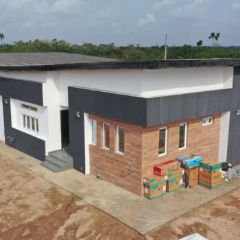 Beautiful 3 Bedroom Semi Detached Bungalow, Opposite Christopher University, Mowe Town, Ogun, Semi-detached Bungalow for Sale