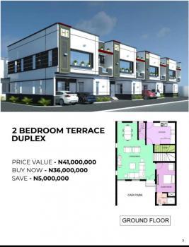 2 Bedroom Terrace Duplex, Lekki, Lagos, Flat / Apartment for Sale