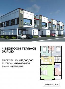 4 Bedroom Terrace Duplex, Orchid Road, Lekki, Lagos, Flat / Apartment for Sale