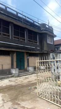 a Detached Building of 4 Units of 3 Bedroom Flat on 950sqm, Idi-oro Bus Stop Agege Motor Road, Mushin, Lagos, Flat / Apartment for Sale