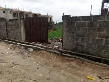 a Fully Fenced 900square Meter Piece of Land, Oakland Estate, Sangotedo, Ajah, Lagos, Residential Land for Sale