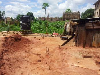 Land with 2 Storey Foundation, Off Why-worry Road, 9th Mile, Udi, Enugu, Mixed-use Land for Sale