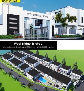 4 Bedroom Terrace Duplex, Conservation Road, Lekki, Lagos, Terraced Duplex for Sale