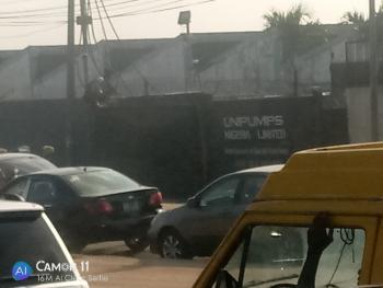 3 Bay Warehouses on 2.875 Acres of Land, Ikorodu Road, Ojota, Lagos, Warehouse for Sale