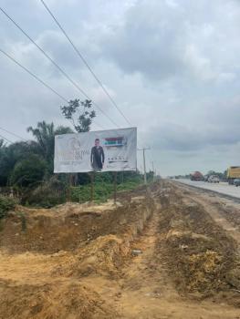 Dry Land Directly Facing Lekki Epe Express Road, Beside Alaro City, Hilton Royal Estate with Gazette, Ibeju Lekki, Lagos, Commercial Land for Sale
