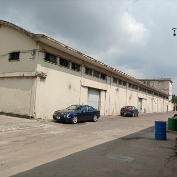 3,500sqm2 Double Volume Warehouse with an External  Office Complex., Oregun, Ikeja, Oregun, Ikeja, Lagos, Factory for Sale