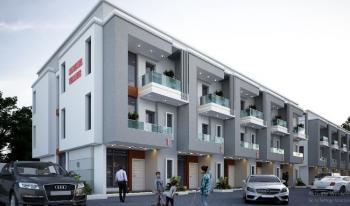 Brand New Luxury 4 Bedroom Terrace Duplex with Bq, Oniru, Victoria Island (vi), Lagos, Terraced Duplex for Sale