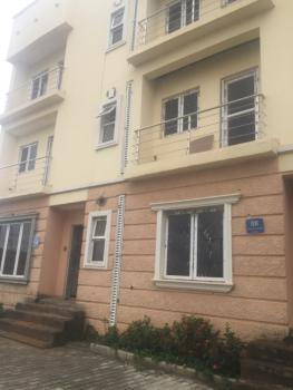 Carcas of 4 Bedrooom Terrace Duplex with Bq with 2 Living Rooms, Brains and Hammer, Games Village, Kaura, Abuja, Terraced Duplex for Sale