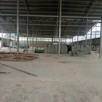 a Brand New and Well Finished 46,000sqft Warehouse, Oba Akran, Ikeja, Lagos, Warehouse for Rent