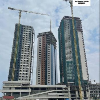 1098sqm Office Space, Azuri Towers, Eko Atlantic City, Lagos, Office Space for Sale