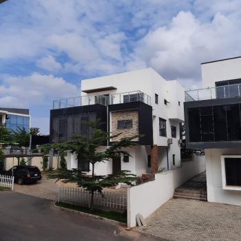 Luxury 5 Bedroom Duplex, Near Coza, Slightly Negotiable., Guzape District, Abuja, Detached Duplex for Sale