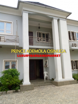 Direct Cash Buyers - Fully Detached 5 Bedroom House on 750sqmt + Bq, Parkview, Ikoyi, Lagos, Detached Duplex for Sale