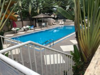 Diplomatic 2 Bedroom Fully Serviced & Furnished Flat, Pool,gym ,lift, Jabi, Abuja, Flat / Apartment for Rent