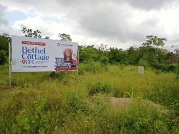 Affordable Land in Fastest Growing Area, Bethel Cottage Estate, Igbonla, Epe, Lagos, Residential Land for Sale