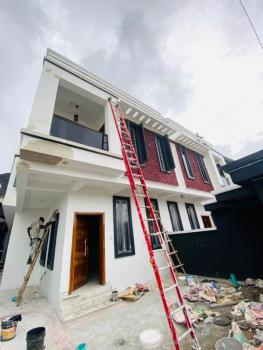 4 Bedroom Semi Detached Duplex with a Room Bq, Agungi, Lekki, Lagos, Semi-detached Duplex for Sale