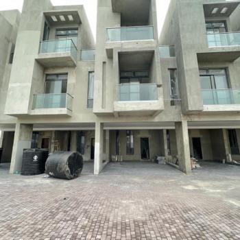 Fully Finished 4 Bedroom Terrace Duplex, Lekki Phase 1, Lekki, Lagos, Terraced Duplex for Sale