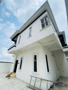 4 Bedrooms Fully Detached Duplex with a Room Bq, Chevron Alternative, Lekki, Lagos, Detached Duplex for Sale