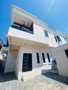 4 Bedroom Semi Detached Duplex with a Room Bq, Ologolo, Lekki, Lagos, Semi-detached Duplex for Sale