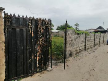 400sqm Fenced Land, Off Orchid Hotel Road By 2nd Toll Gate, Lafiaji, Lekki, Lagos, Residential Land for Sale
