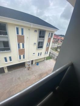Elegant Finished 5 Bedrooms Terrace with a Bq in a Secured Estate, Idado, Lekki, Lagos, Terraced Duplex for Sale