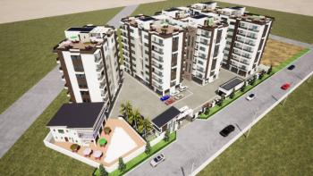 Super Luxury 1 Bedroom Studio Apartment with 15 Months Payment Plan, Close to Still Waters Gardens, By Enyo Filling Station, Ikate Elegushi, Lekki, Lagos, Flat / Apartment for Sale