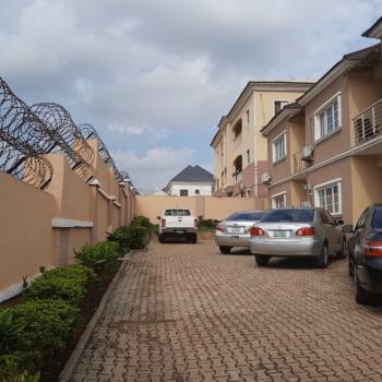 Nice 3 Bedroom Terrace Duplex., After American Intl School Durunmi, Guzape District, Abuja, Terraced Duplex for Sale