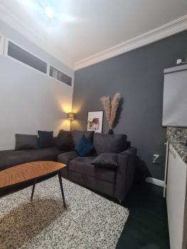 Tastefully Furnished 1 Bedroom Apartment, Admiralty, Lekki Phase 1, Lekki, Lagos, Mini Flat Short Let