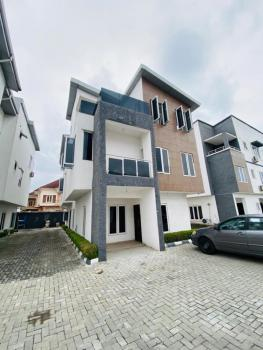 5 Bedrooms Fully Detached Duplex with a Room Bq with Pent House, Chevron, Lekki, Lagos, Detached Duplex for Sale