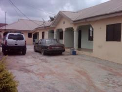 2 Units of 2 Bedroom Semi-detached Bungalow and a Block of  4 Units of One Room Self Contained, Compensation Layout, Old Kutunku., Gwagwalada, Abuja, House for Sale