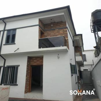 4 Bedroom Semi-detached, Idado, Lekki, Lagos, Block of Flats for Sale