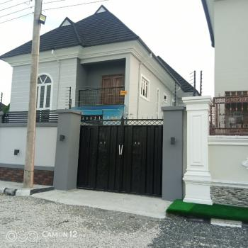 Brand New and Luxuriously Finished 4 Bedrooms Semi Detached Duplex, Shell Cooperative Estate, Eliozu, Port Harcourt, Rivers, Semi-detached Duplex for Rent