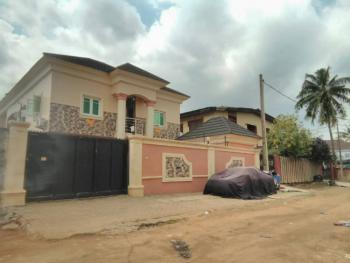 a Newly Built 2nos 3-bedroom, 2nos 2-bedroom and a Mini Flats, Santos Layout Estate, Egbeda, Akowonjo, Alimosho, Lagos, Block of Flats for Sale