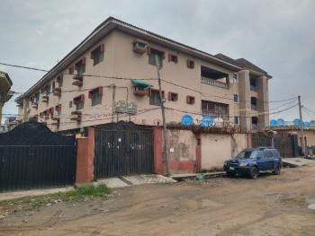 Super Standard 9units of 3 Bedroom Flats on a Large Plot of Land, By Market Square,ago Palace, Ago Palace, Isolo, Lagos, Block of Flats for Sale