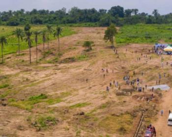 Affordable C of O Estate Land, Off Akanra Road Olorunsogo, Near Ilaji Hotel and Resort, Olorunsogo, Oyo, Mixed-use Land for Sale
