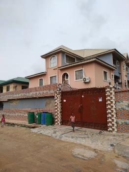 Relatively New Block of Flats of 13 Flats in Serene & Secured Estate, Unity Estate, Ago Palace, Isolo, Lagos, Block of Flats for Sale