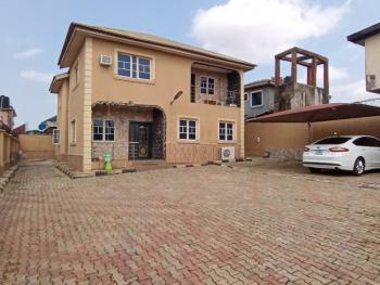 Executive 5 Bedroom Duplex Pop Ceiling, Shagari Estate Egbeda, Ipaja, Lagos, Detached Duplex for Sale