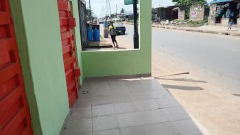 Almost Full Plot of Land with an Office and 2 Shop, Command, Ipaja, Lagos, Mixed-use Land for Sale