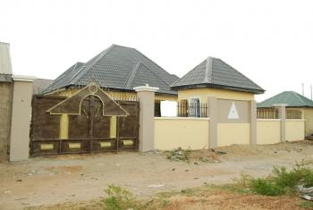 a New 2 Bedroom & 3 Bedroom Twin Bungalow, All Rooms En Suite. Enquiries Contact:07068490463; 09050306046 (the Price Is Negotiable, Compensation Layout, Old Kutunku, Gwagwalada, Abuja, House for Sale
