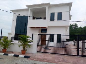 Luxury 5 Bedrooms Detached Duplex, Fountains Spring  Estate, Sangotedo, Ajah, Lagos, Detached Duplex for Sale