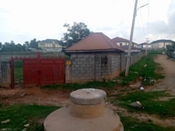 2400sqm Corner Piece Land with C of O, Solomon Udounwa Street, Wuye, Abuja, Residential Land for Sale