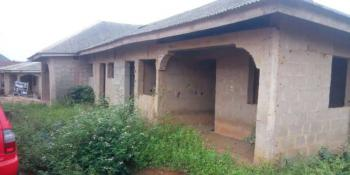 2 Sets of Mini Flat & Roomself on Half Plot, Igando, Alimosho, Lagos, Detached Bungalow for Sale