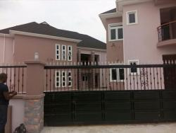 Brand New and Well Finished 2 & 3 Bedroom Flat, Shelter Afrique Housing Estate, Uyo, Akwa Ibom, Flat for Rent