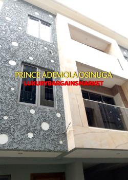 New Built 4 Bedrooms Terraced House + Pool + Bq, Old Ikoyi, Ikoyi, Lagos, Terraced Duplex for Sale