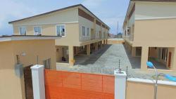 Lovely 4 Bedroom Terraced Duplex, Victoria Crest Estate, Lekki Expressway, Lekki, Lagos, Terraced Duplex for Sale