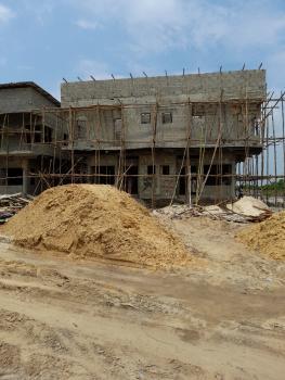 3 Bedroom Smart Semi-detached Duplex  with Bq, Gra, Abijo, Lekki, Lagos, Semi-detached Duplex for Sale