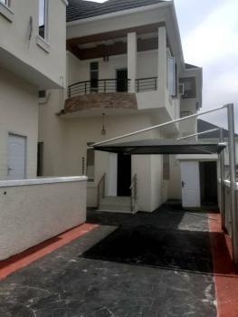 New 4 Bedroom Semi Detached Duplex with Bq, Thomas Estate, Ajiwe, Ajah, Lagos, Semi-detached Duplex for Sale