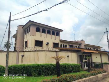 8 Bedroom Semi Detached Duplex ( All Ensuite) with 2 Room Boys Quarter, Dideolu Estate, Ogba, Ikeja, Lagos, Semi-detached Duplex for Sale