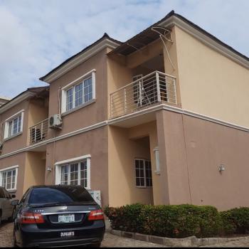 Very Clean 3 Bedroom Duplex, After American Intl School Durunmi, Life Camp, Abuja, Terraced Duplex for Sale